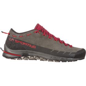 La Sportiva TX2 Leather Scarpe Donna grigio/rosso